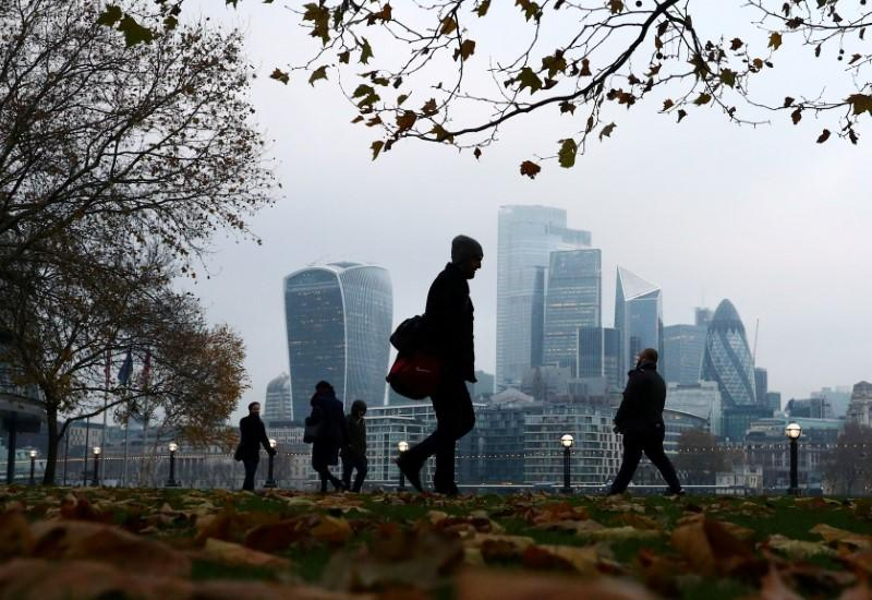 UK business improves after election, weakening case for rate cut, PMIs suggest