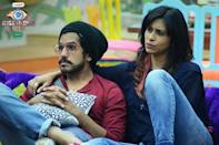 Kishwar and Suyyash were in a steady relationship since before appearing on <em>Bigg Boss 9</em> together. Many speculated, this step may take down their relationship, but they only came out stronger after being evicted and tied the knot in December 2016.