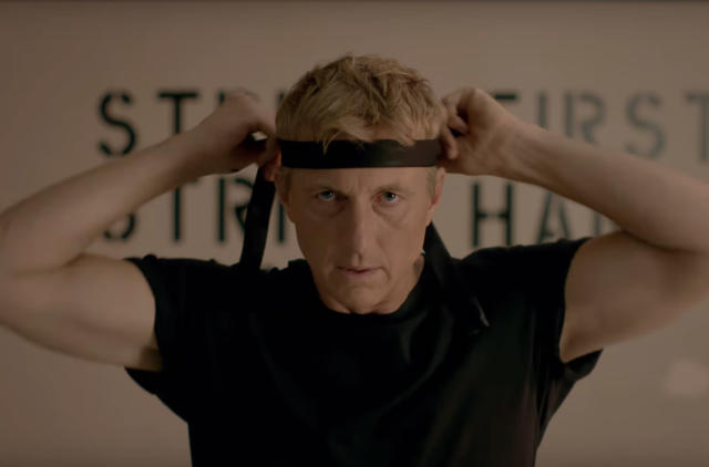 Cobra Kai' Online Series Episode 1 Passes 50 Million Views