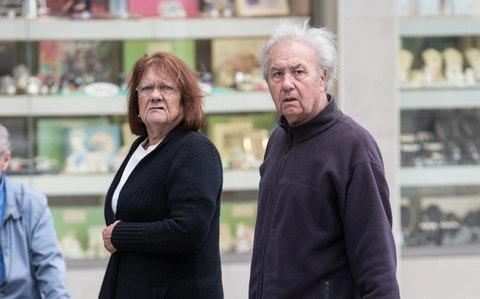 Reuben Gregory and his sister fought off the burglars at their home near Heathrow Airport - Credit: INS
