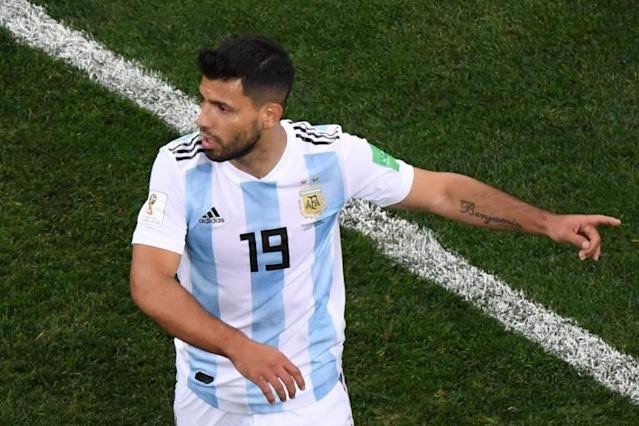Argentina's World Cup woes: Sergio Aguero angry outburst hints at rift between players and Jorge Sampaolo