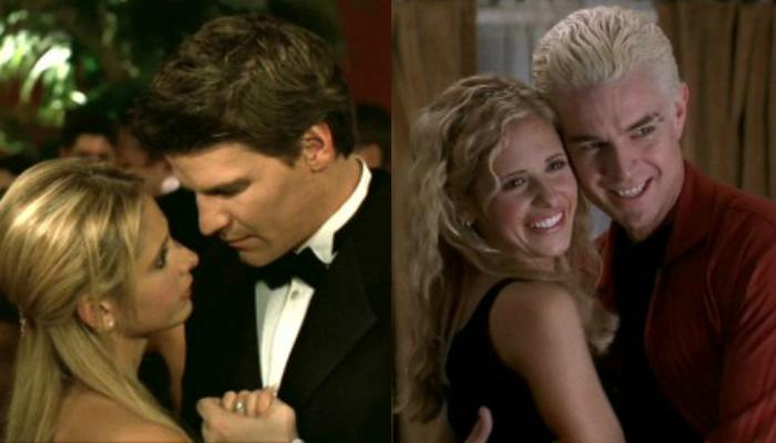 When Do Buffy And Spike Start Hookup