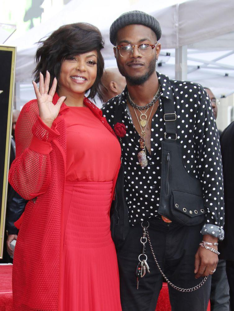 Taraji P. Henson Worries About Son Marcell, 24, Every Day