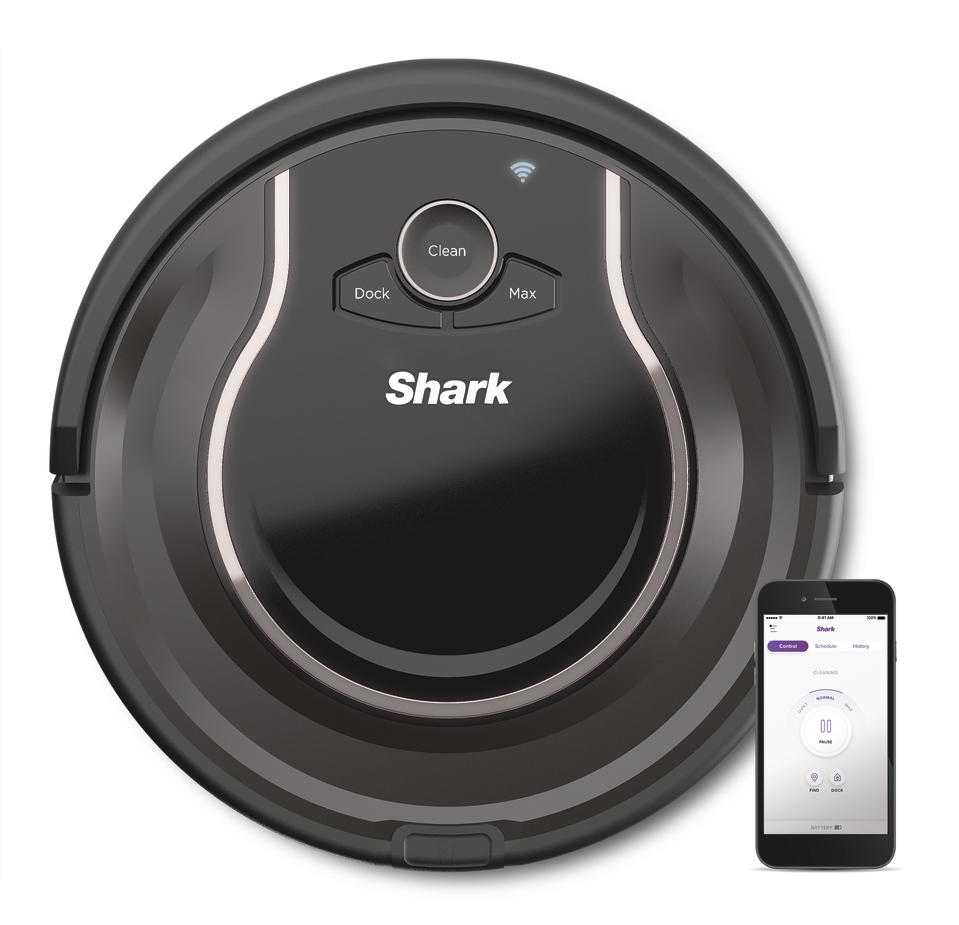 Shark Ion Robot Vacuum R75 with Wi-Fi (RV750). (Photo: Walmart)