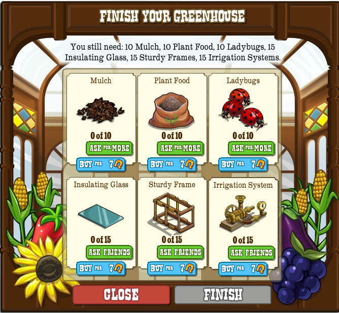 Pioneer Trail Finish Your Greenhouse