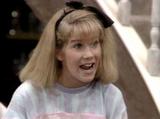"After small roles in television movies and series, Applegate nabbed her first recurring TV role opposite Scott Baio on the popular '80s sitcom ""<a href=""/charles-in-charge/show/29511"">Charles in Charge</a>."""