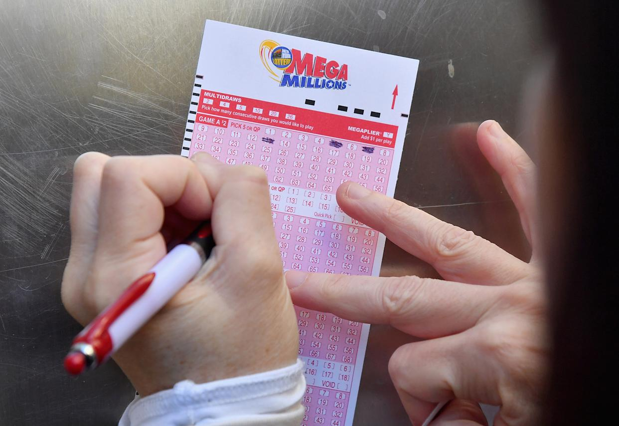 Mega Millions jackpot nears half a billion dollars