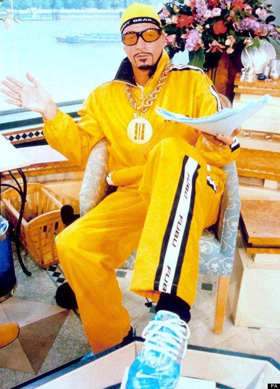 Fact: There is no video evidence on YouTube of Richard Madeley impersonating Ali G on the show in 2000. Coincidence? We think not. Luckily we've unearthed this non-moving image of him instead and it's still toe-curlingly cringy nearly two decades later.