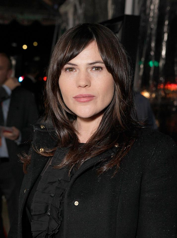 """<a href=""""http://movies.yahoo.com/movie/contributor/1800022027"""">Clea Duvall</a> at the Los Angeles premiere of <a href=""""http://movies.yahoo.com/movie/1810071450/info"""">Conviction</a> on October 5, 2010."""