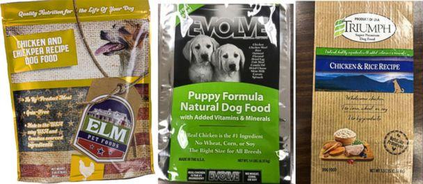 PHOTO: ELM Pet Foods and Sunshine Mills have issued voluntary recalls of some of their products due to, 'potentially elevated levels of Vitamin D.' (FDA)