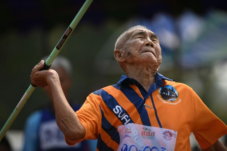 Thailand organised the event in response to the country's rapidly ageing population