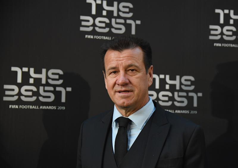 MILAN, ITALY - SEPTEMBER 23: Carlos Dunga attends The Best FIFA Football Awards 2019 at the Teatro Alla Scala on September 23, 2019 in Milan, Italy. (Photo by Claudio Villa/Getty Images)