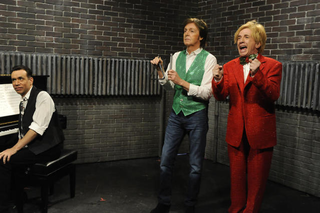 "Martin Short hosts the tenth episode of ""Saturday Night Live"" Season 38."