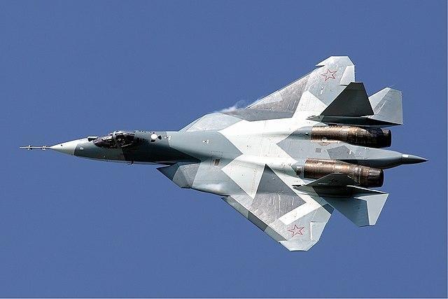 Russia increased its military expenditure to USD 65.1 billion – a 4.5 per cent increase from 2018. At 3.9 per cent of GDP, the country's military burden is amongst the highest in Europe. Its military spend in 2019 was 30 per cent higher than in 2010 and 175 per cent higher than in 2000. Russia also accounted for 88 per cent of the military spending in Eastern Europe, as per SIPRI. Overall, it accounts for 3.4 per cent of the world's total expenditure. <em><strong>Image credit:</strong></em> By Maxim Maksimov - http://russianplanes.net/EN/ID52033, CC BY-SA 3.0, https://commons.wikimedia.org/w/index.php?curid=16170721