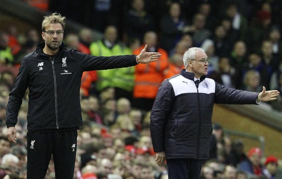 """Manager Jurgen Klopp says Liverpool has to create """"a stable level of performance"""" (AFP Photo/Lindsey Parnaby)"""