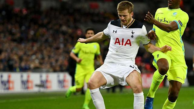 <p>Eric Dier is a mainstay in Mauricio Pochettino's set up and despite not hitting the same form which almost took Tottenham to the title last season, the 23-year-old is likely to retain his place where he will be imperative in protecting his back four from the inevitable threat of the German attack.</p> <br><p>Dier is seemingly one of the only defensive midfielders in England's 26 man squad, aside from Jake Livermore, who may be overlooked in this game due to his lack of experience on the international stage. </p>