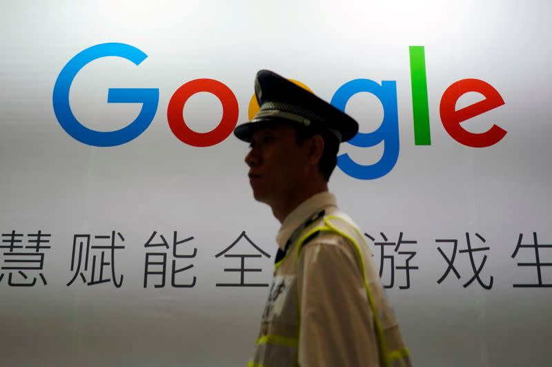 China to open antitrust investigation into Google