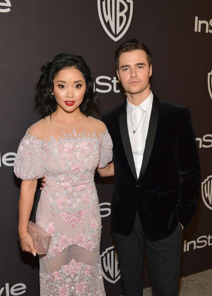 "<p>Fans were *very* unhappy when they found out it was nothing but pure friendship between <em>To All The Boys I've Loved Before</em> costars Lana Condor and Noah Centineo. The nail in the coffin? Lana's <a href=""https://www.cosmopolitan.com/entertainment/celebs/a26029103/lana-condor-cosmopolitan-cover-march/?utm_campaign=arb_%20parameter"" rel=""nofollow noopener"" target=""_blank"" data-ylk=""slk:long-term relationship"" class=""link rapid-noclick-resp"">long-term relationship</a> with actor Anthony De La Torre, which crushed <a href=""https://www.goalcast.com/2020/02/12/lana-condor-noah-centineo-relationship/"" rel=""nofollow noopener"" target=""_blank"" data-ylk=""slk:the possibility"" class=""link rapid-noclick-resp"">the possibility</a> of an IRL Lara Jean/Peter Kavinsky relationship.</p>"