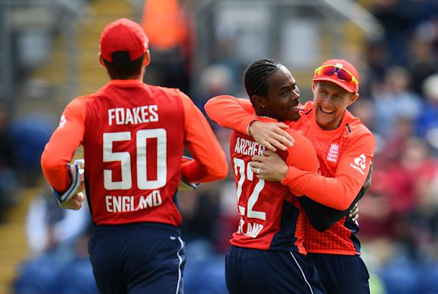 Archer has made the England squad for the World Cup starting later this month. (Credit: Getty Images)