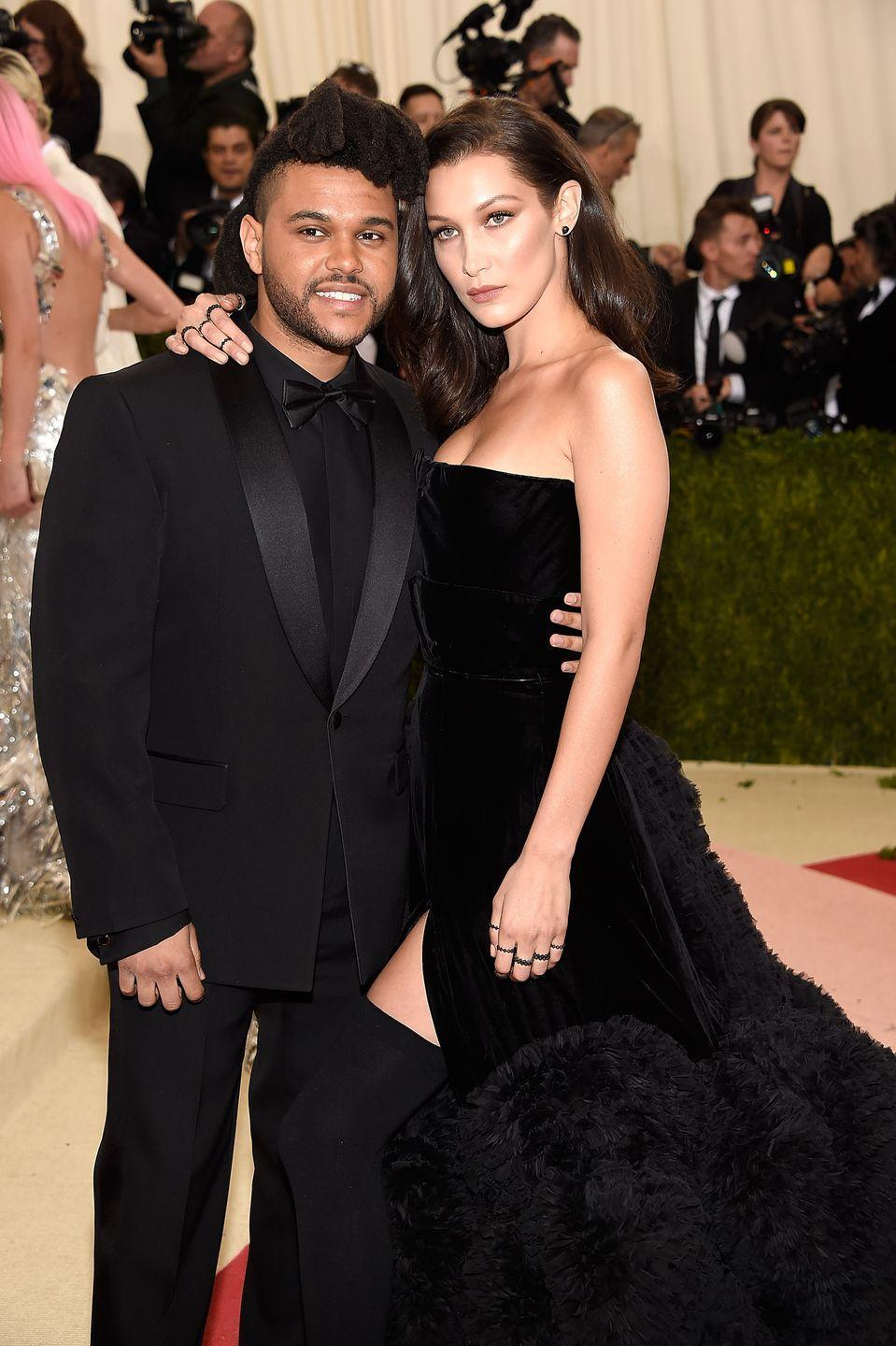 "<p>The love triangle between Selena Gomez, Bella Hadid, and The Weeknd has had no shortage of drama. Remember, Bella dated The Weeknd BEFORE Selena. So when the model and the singer got back together, Selenators were upset. But the two women have since <a href=""https://toofab.com/2019/11/18/selena-gomez-reacts-to-bella-hadid-deleting-post-she-commented-on/"" rel=""nofollow noopener"" target=""_blank"" data-ylk=""slk:sorted out their issues"" class=""link rapid-noclick-resp"">sorted out their issues</a> with one another, so here's hoping the internet can follow suit.</p>"