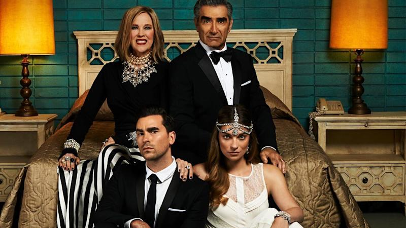 'Schitt's Creek' ha sido la gran triunfadora de los Emmy 2020. (Photo: GettyImages)