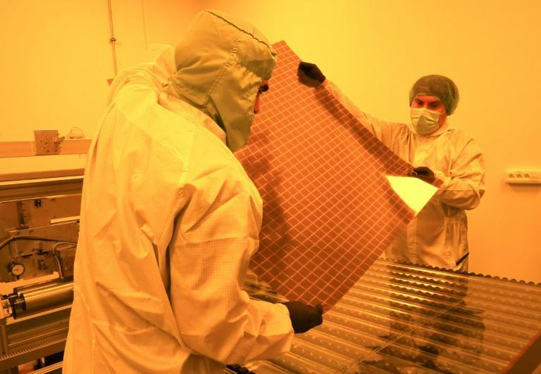 Named after the Baltic goddess of the sun, Saule Technologies makes sheets of solar panels using a novel inkjet printing procedure invented by company founder Olga Malinkiewicz.