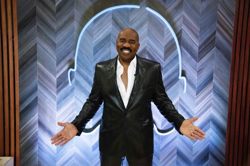 Steve Harvey Portrait Session