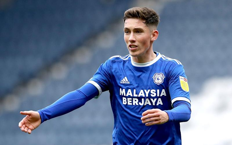 Harry Wilson made his debut for the Welsh club - PA