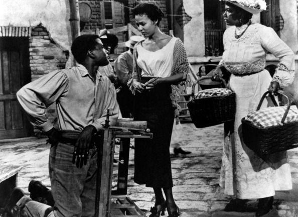 <p>Dandridge appeared in one of her most well-known films, <em>Porgy and Bess, </em>in 1959. The actress shared the screen with future Oscar winner Sidney Poitier and Sammy Davis Jr.</p>
