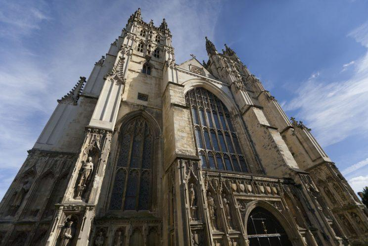 The judge presided on cases in Canterbury, Kent (Rex)