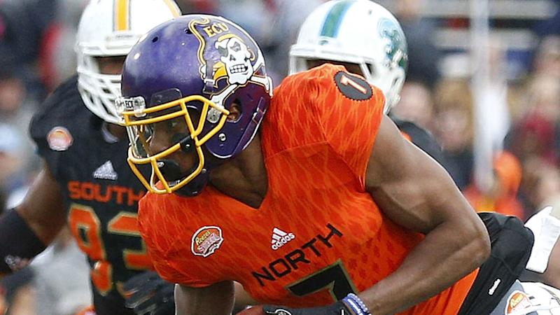 NFL Draft 2017: Bills move up to get record-breaking Zay Jones