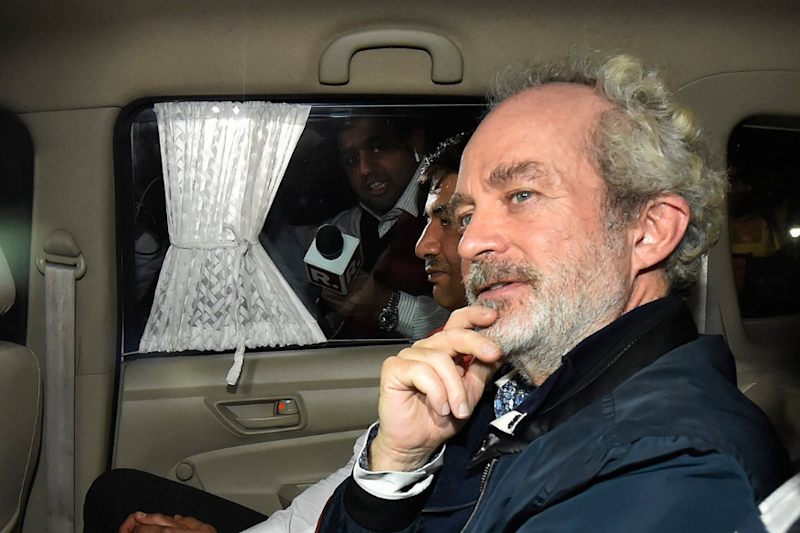 During Handshake, Christian Michel Passed Note to Lawyer Asking How to Answer Qs on 'Mrs Gandhi': ED