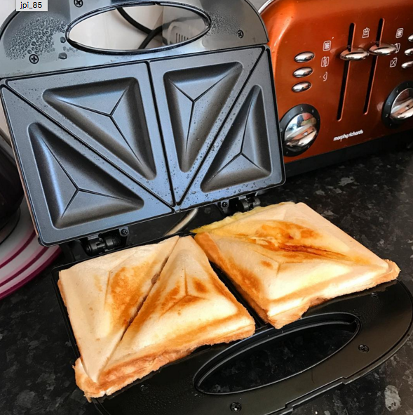 <p>It's been feeding students for years and can be created in minutes by even the most amateur of chefs. The cheese toastie can be served simple or pimped up however you see fit – add beans, tuna, chilli or anything you fancy and you'll have an easy, filling, comforting dinner. <i>[Picture: Instagram/Jordan AKA jpi_85]</i></p>