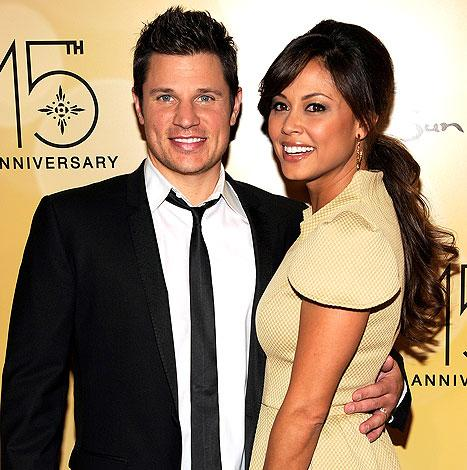 "Vanessa Lachey Talks Nick Lachey: ""I Love The Woman I've Become With Him"""