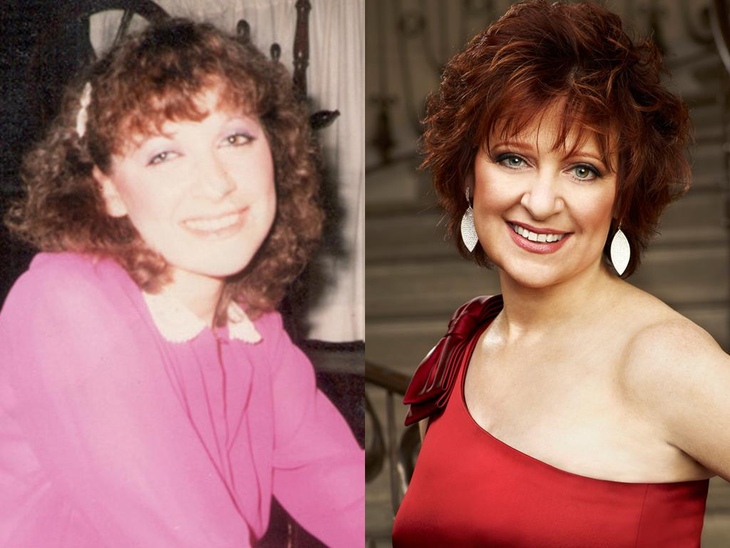 """<b>Caroline Manzo (New Jersey)</b><br><br>Caroline was pretty in pink – and her natural red hair – back in the day before she went on to become perhaps the most outspoken housewife in franchise history, not just the New Jersey edition.<br><br><a target=""""_blank"""" href=""""http://www.bravotv.com/the-real-housewives-of-new-jersey/photos/before-they-were-housewives-caroline"""">More Photos of Caroline</a>"""