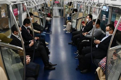 Japan has declared a state of emergency in seven regions where the virus is spreading rapidly, asking people to stay at home