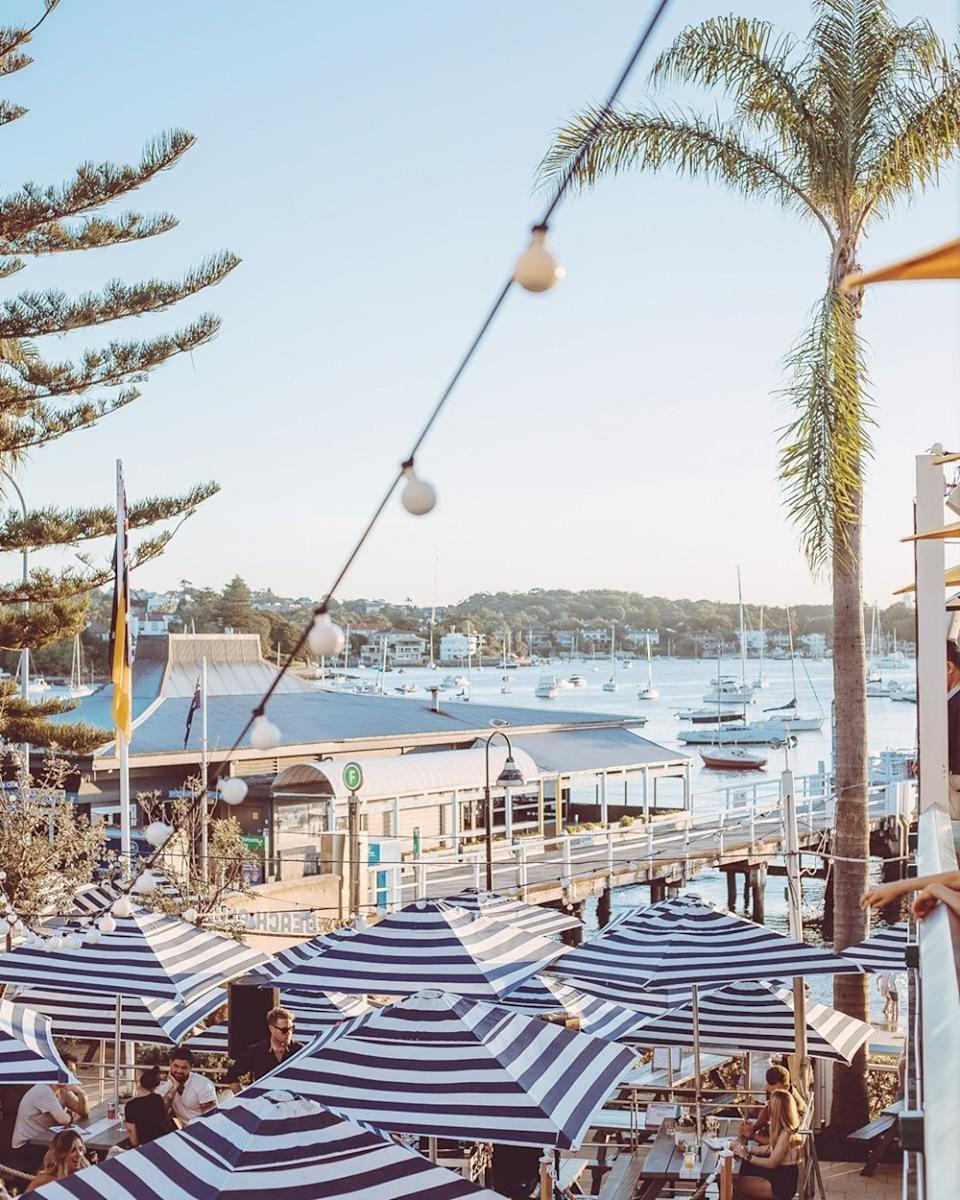 Watsons Bay Boutique Hotel is doubling the value of your food vouchers. Photo: Instagram/Watsons Bay Boutique Hotel