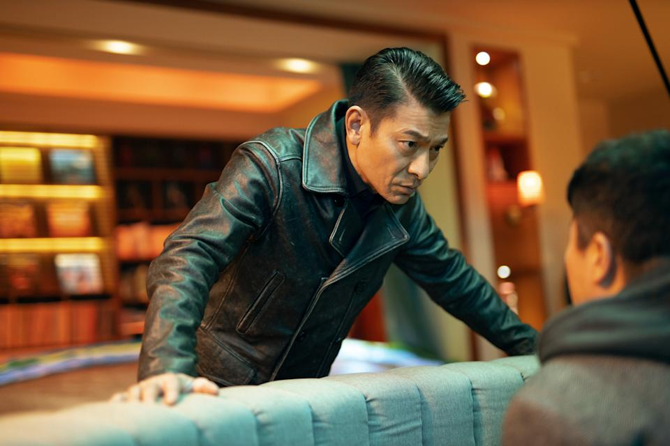Andy Lau in Endgame. (Photo: Golden Village Pictures)