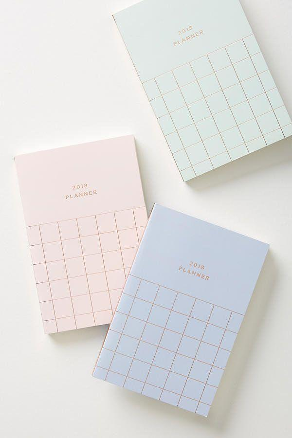 "Give them the gift of <a href=""https://www.anthropologie.com/shop/grid-2018-pocket-planner?category=SEARCHRESULTS&color=055"" target=""_blank"">organization</a>."