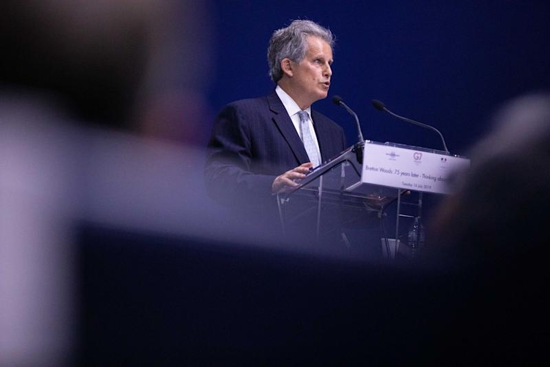 IMF's Lipton Says Relationship With Argentina 'May Have to Wait'