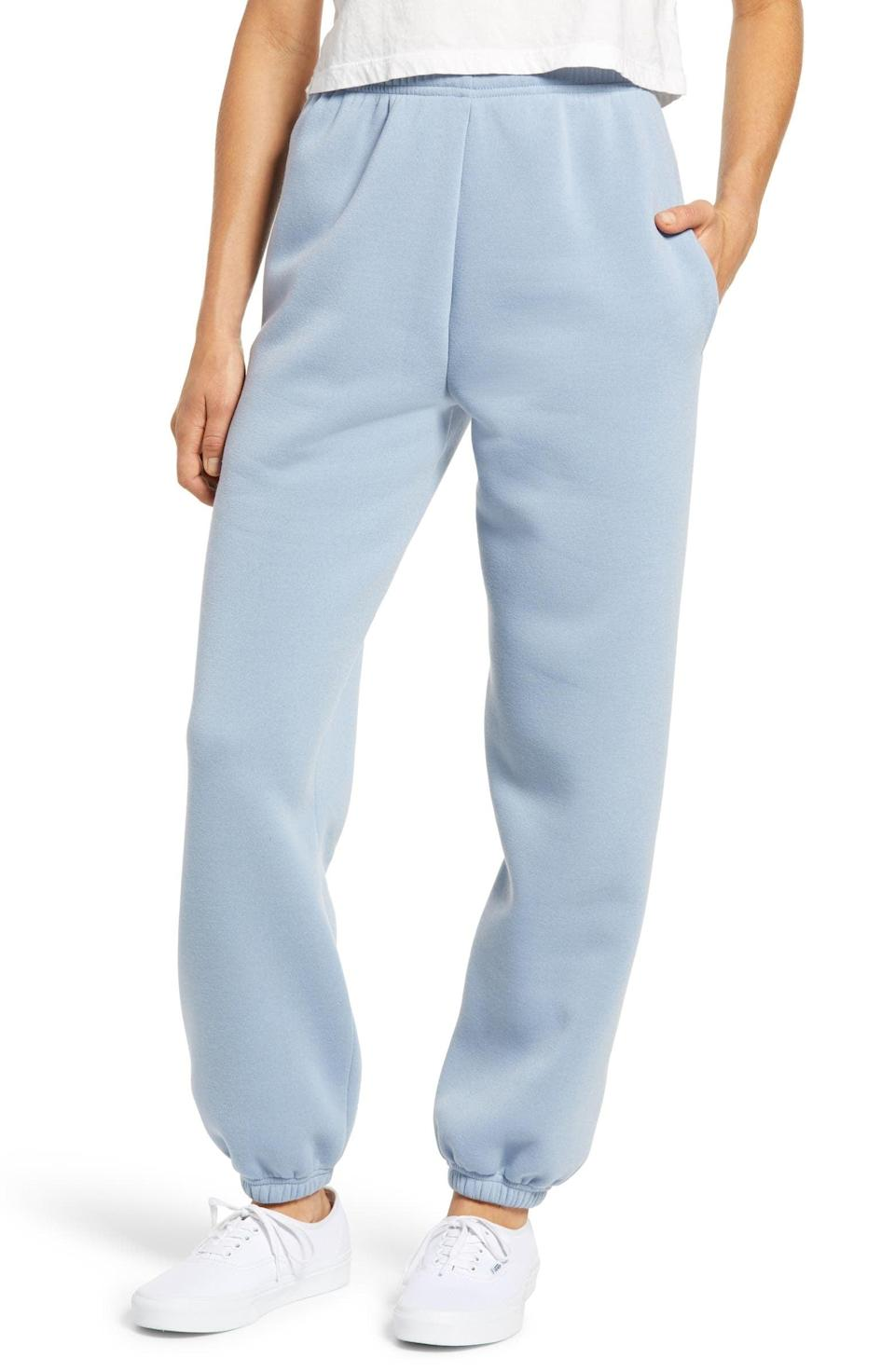 <p><span>BP. Classic Sweatpants</span> ($13, originally $29)</p>