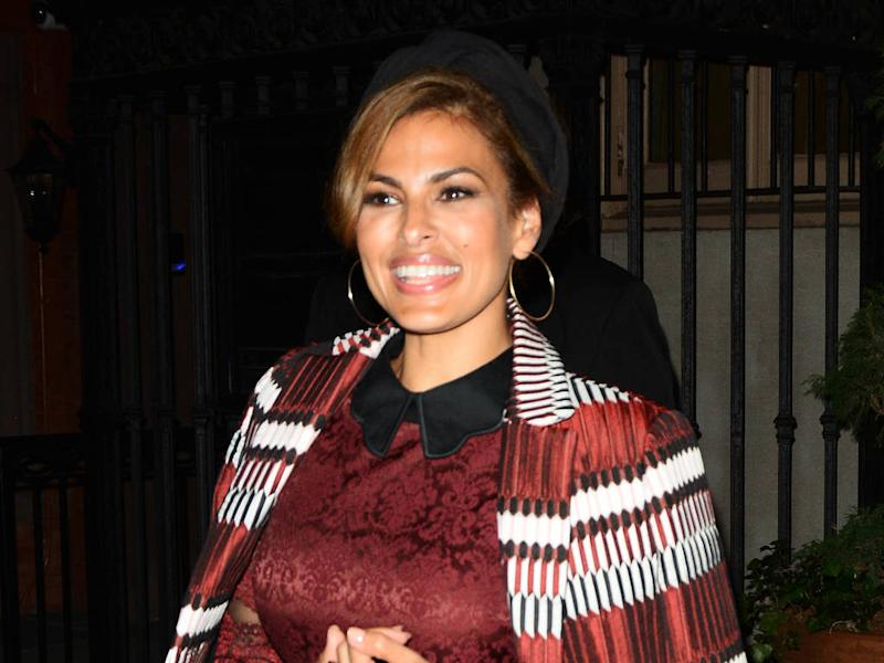 Eva Mendes' newborn helped her 'move forward' following death of brother