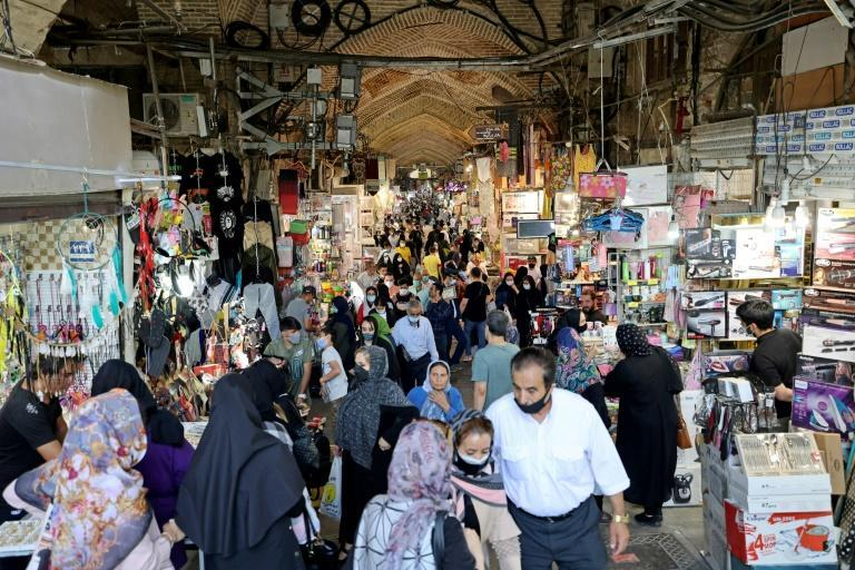 When Iranians vote for a new president they will do so in the depths of an economic crisis brought on by crippling sanctions