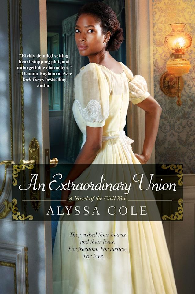"""<p><strong>What it's about:</strong> Two undercover agents in the midst of the Civil War soon realize that they share more than a common cause; they're also falling for each other.</p> <p><strong>Why you'll love it:</strong> """"I love Alyssa Cole's work, and I can read her stuff many times. But my particular favorite is <em>An Extraordinary Union.</em> I just read it in the past year, and I can't get enough."""" —<em>Gia de Cadenet, author of</em> <a href=""""https://giadecadenet.com/highfunctioning/"""">High Functioning</a></p>"""