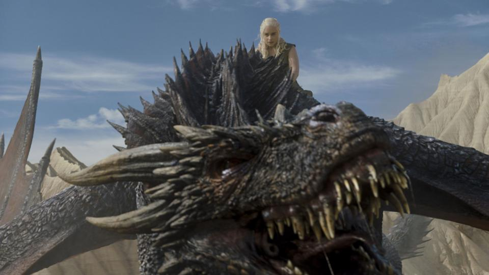 Game of Thrones (Credit: (HBO)