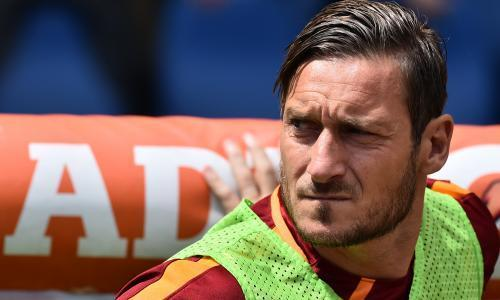 Roma confirm club legend Francesco Totti will retire at end of season