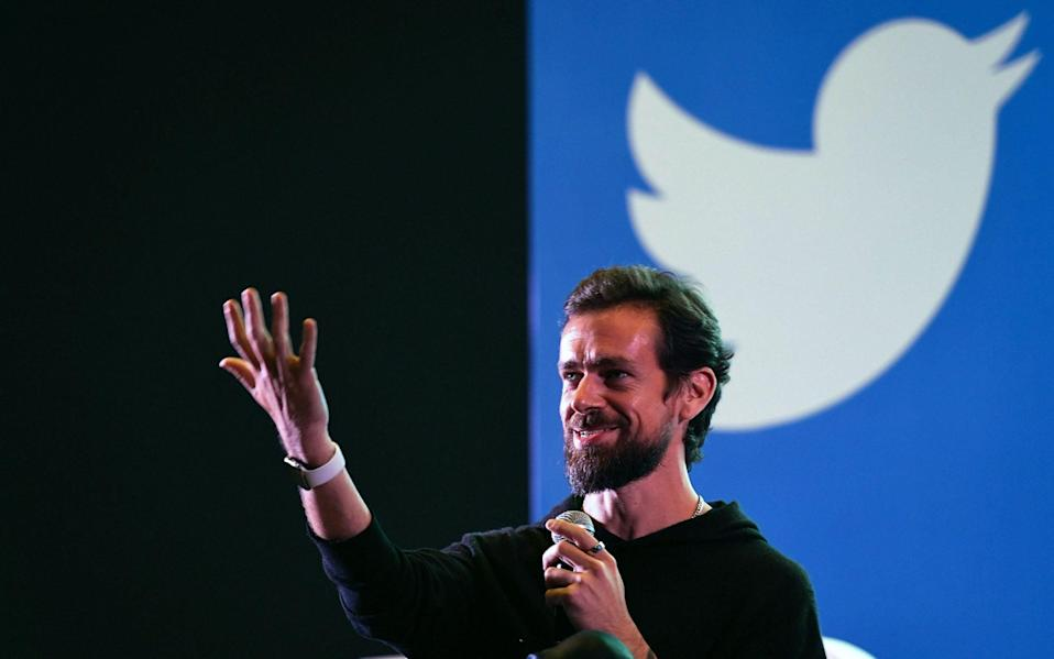 Twitter boss Dorsey plans to dramatically increase the company's revenues - AFP