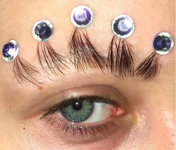 Brow crowns