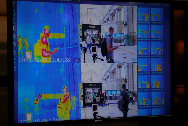Rights group criticizes Buenos Aires for using face recognition tech on kids