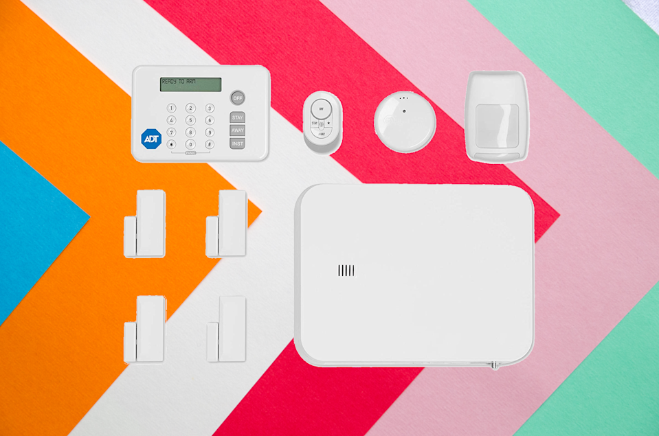 The ADT DIY LifeShield Smart Home Security System is now half off! (Photo: Amazon)